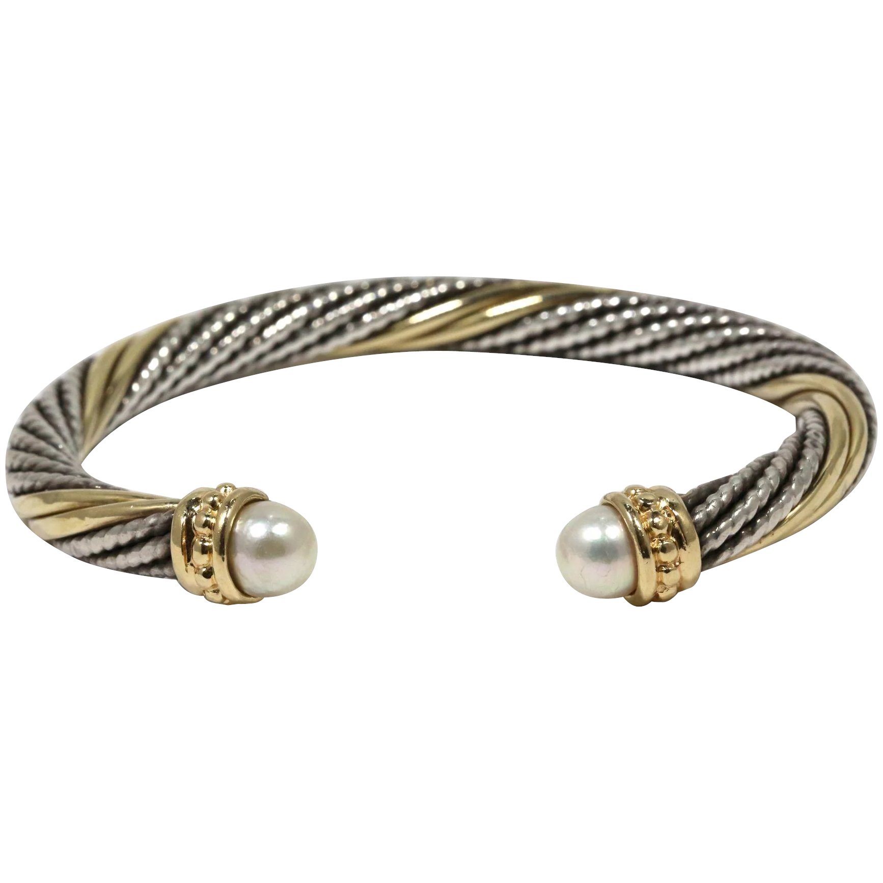Alwand Vahal 14k And Sterling Silver