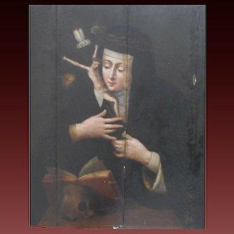 St Catherine of Siena (1347 - 1380)