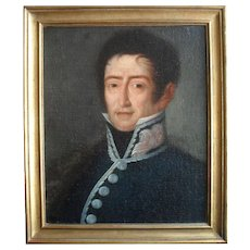 General Charles Kniaziewicz (1762-1842) First Empire French School c1800