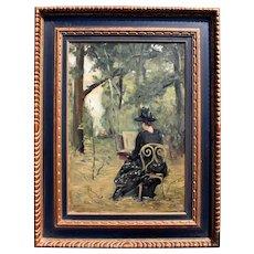 Édouard CÉLERIER (1865–1913) French Impressionist Period