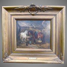Abraham Henriques DE SOUZA (1846-1912) Dutch School