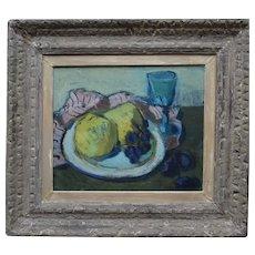 Ivar MORSING (1919-2009) Post Impressionist