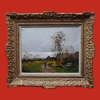 Eugène GALIEN-LALOUE (1854-1941) aka Jacques Lievin French Impressionist