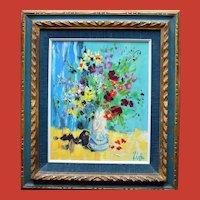 Yvon Grac (b1945) French Post Impressionist