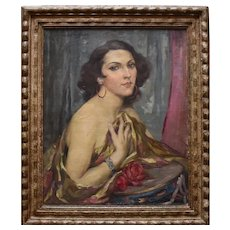 Léonie HUMBERT-VIGNOT (1878-1960) French Art Deco Period