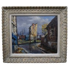 Raymond BESSE (1899-1969) Paris French Post Impressionist