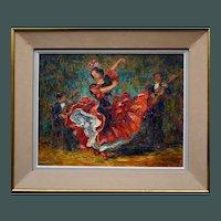 Victor Louis CUGUEN (1882-1969) Post Impressionist