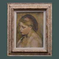After Renoir Oil on Canvas Aeply Ltd Edition Print 551/600