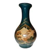 Cased Eastlake Kerosene Oil Gas Lamp Chimney Shade