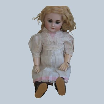 all Original Very Pretty French DEP doll-14,7 inch