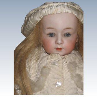 Biggest Gebr, Heubach  Character doll 10352  30 inch