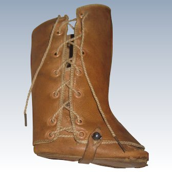 Jumeau Boots -Gaiters Socks 3 inch