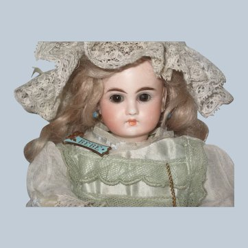"Beautiful 11"" French Belton-Type marked 183 doll"