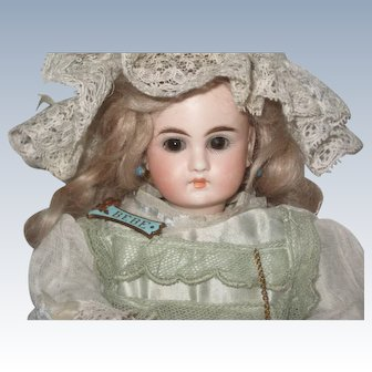 "Beautiful 11"" French Belton-Type marked 183 doll"