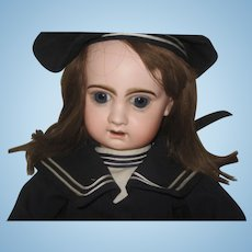 Jumeau-SFBJ Doll size 12