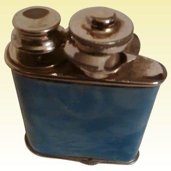 SPLENDOR: Blue Novelty Refillable Perfume Atomizer