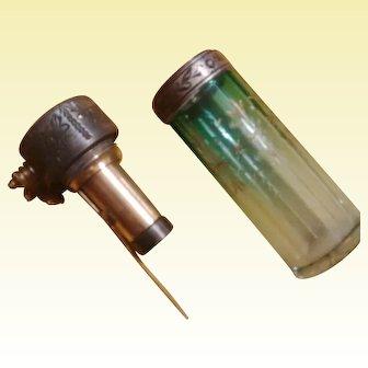 Moser Art Glass - Antique Perfume Atomizer
