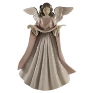 Lladro Angel Tree Topper with box
