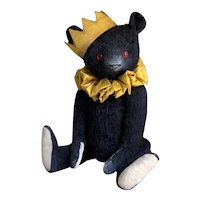 "Charming Handmade Artist Teddy Bear ""Camillo"" By Nicole Stepien"