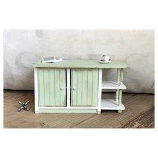 Great Miniature 1:12 Scale Artisan Dollhouse Breakfast Bar Counter