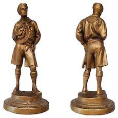 Vintage BSA Boy Scout Figure The Ideal Scout R Tait McKenzie