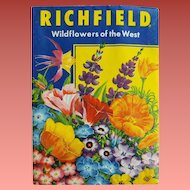 1954 Seed Packet Richfield Oil Company Wildflowers