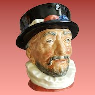 Royal Doulton Beefeaters Toby Mug England