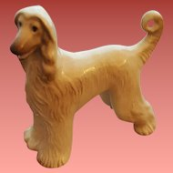 Hagen Renaker Afghan Dog Mint Condition