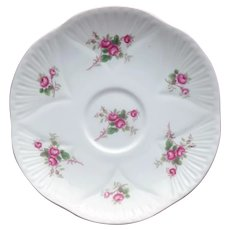 Shelley Bone China Rose Pattern Dainty Shape 1940-1966