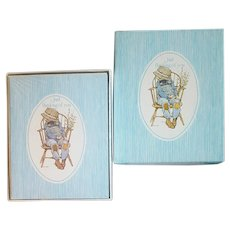 Holly Hobbie's Brother Robby Hobbie Note Cards MIB