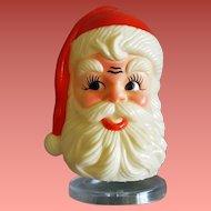 Santa Claus Music Box Jingle Bells Christmas 1973
