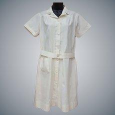 1930s Nurse Uniform Size Large - Extra Large