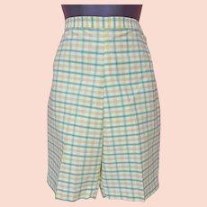 1960s Jamaica Shorts Size Small - Medium by Blue Bell Unworn Mint