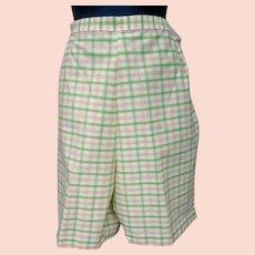 Jamaica Shorts 1960s Jeanie by Blue Bell S - M Unworn