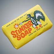 Stinker Soap Advertising Premium Fearless Farris Gas