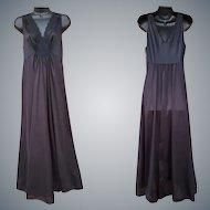 Unworn Vintage Nightgown Shadowline Size Med.