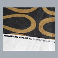 Jonathan Adler Sewing Fabric Marimekko Design