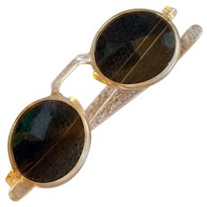1940s Sunglasses Round Frames Unworn Condition