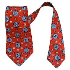 1950s Vintage Necktie Men's Fabulous Fashion