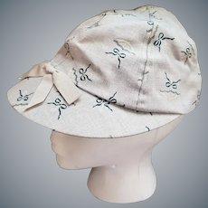 1940s Women's Sports Cap Casual Hat Unworn