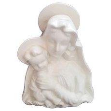 Holt Howard Madonna and Christ Child 1954
