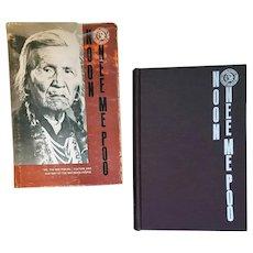 Book We The Nez Perces Culture History 1st Signed DJ
