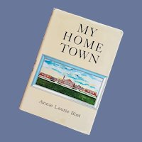 My Home Town Nampa Idaho by Bird Signed 1st