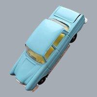 1960s Husky Mercedes 220 Corgi 1/64th Scale