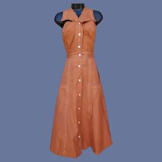 1940s Women's 3 Piece Set Halter Blouse Skirt