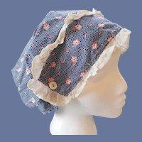 Vintage Hat for Maid or Housekeeper Cap