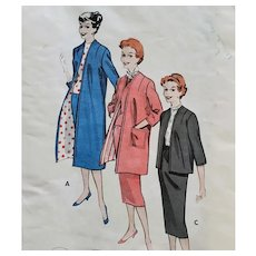 Vintage Sewing Pattern Coordinated Separates 3 Outfits Bust 36