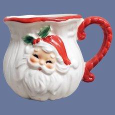 Josef Originals Santa Claus Mug Cup 1960s