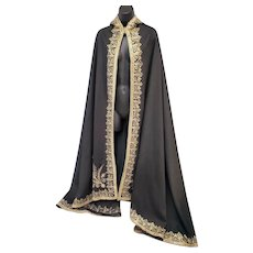 Christmas Costume Hooded Cape or Robe for a Three Wiseman