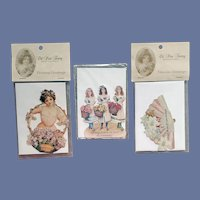 Victorian Style Greeting Cards Valentine's Day or Fun